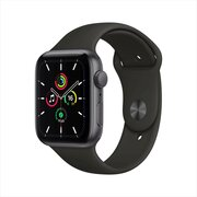 Apple Watch SE 44mm Aluminum Case with Sport Band фото