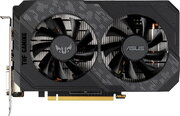 Asus GeForce GTX 1650 TUF 4GD6-P-GAMING фото