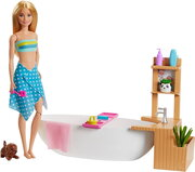 Barbie Fizzy Bath Doll and Playset GJN32 фото